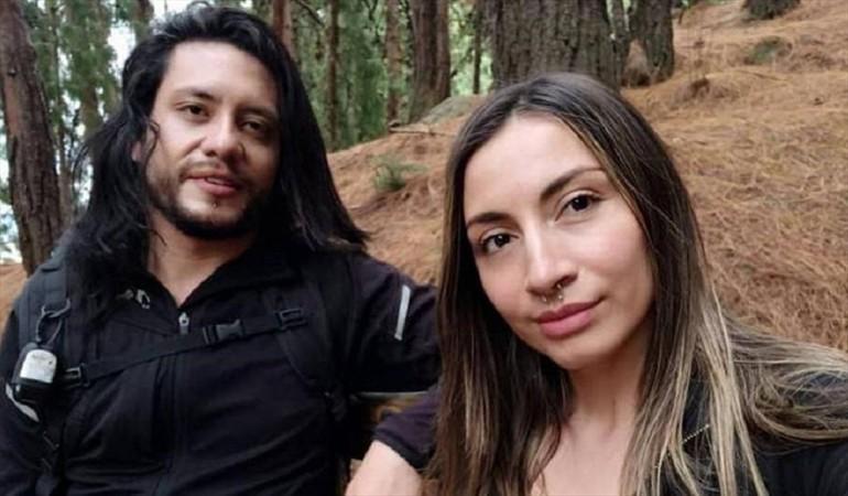 CTI capturó a Miguel Parra, el hombre que atacó a su novia con un hacha