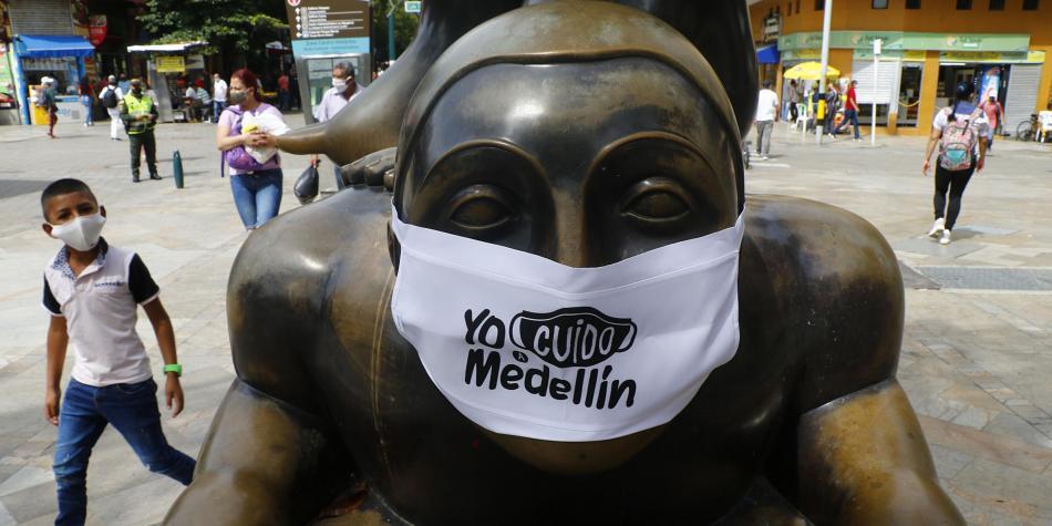 ¿Habrá restricciones en Antioquia tras la alerta roja hospitalaria?