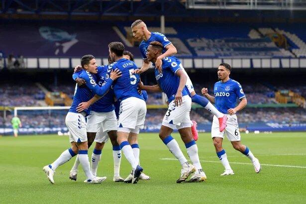 ¡Emocionante derbi! Con una asistencia de James, Everton consigue un empate contra Liverpool