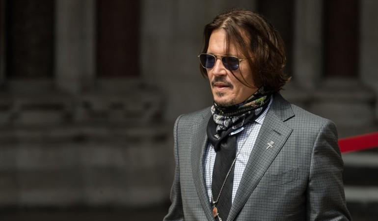 """Tras perder juicio, Johnny Depp es obligado a dejar su papel en """"Animales Fantásticos"""""""