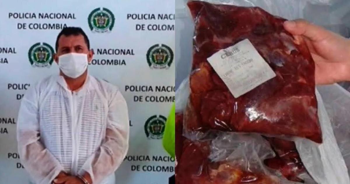 Dan casa por cárcel a hombre señalado de vender carne de burro y caballo a colegios en Santander