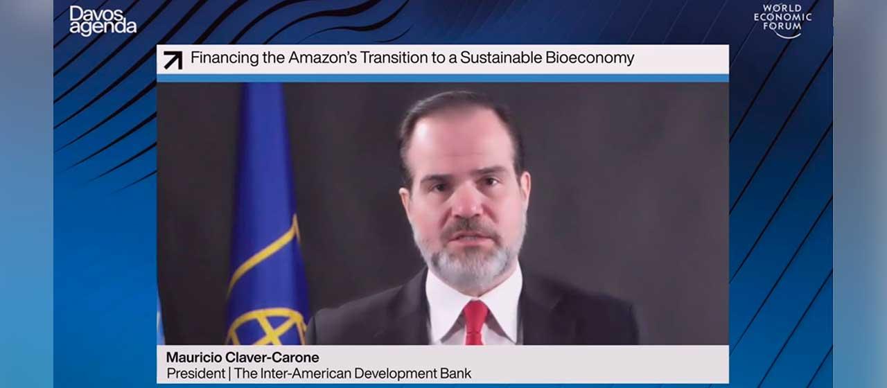 En Barranquilla, el Banco Interamericano de Desarrollo (BID) presentará estrategia para proteger la Amazonía