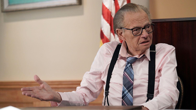 Muere a los 87 años el legendario presentador estadounidense Larry King por coronavirus