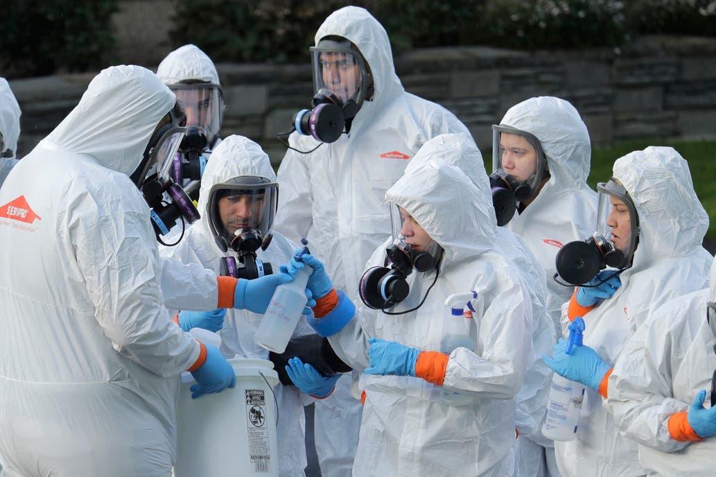 Coronavirus: América ya tiene el podio de los tres países con más muertes por Covid-19
