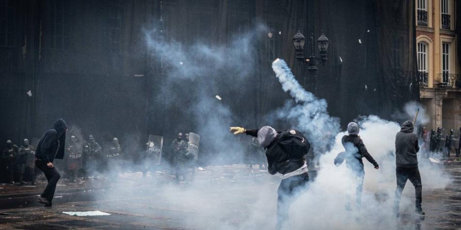 Tribunal revocó tutela que prohibía uso de gases en protestas