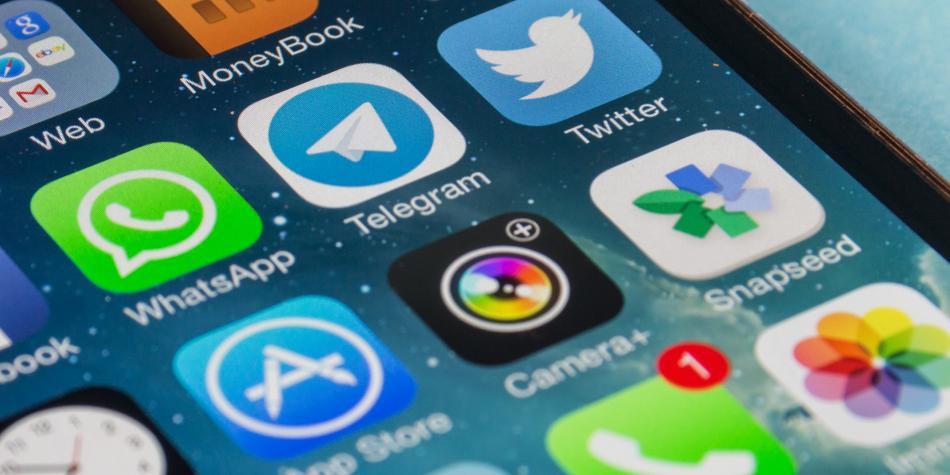 Demandan a Apple para que elimine a Telegram de la 'App Store'