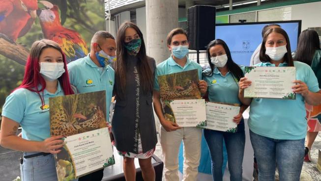 Escuela de Guardabosques, una realidad para Antioquia