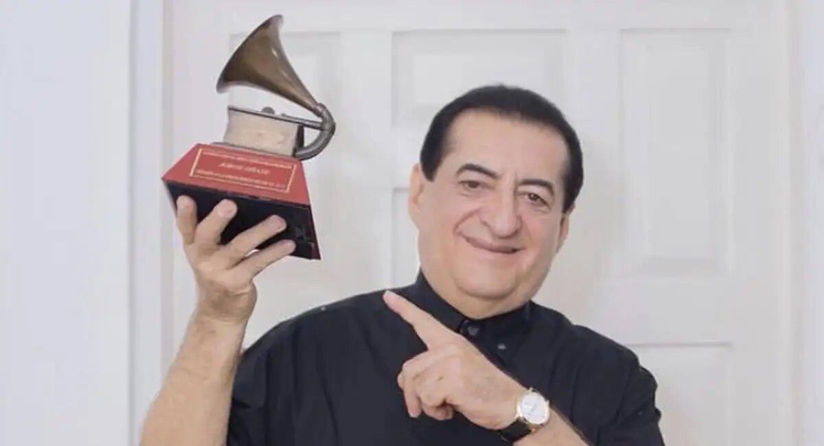 Jorge Oñate, reconocido intérprete de música vallenata, es intubado por infección respiratoria