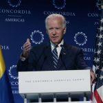 """""""Estamos comprometidos con una paz duradera en Colombia"""": Biden"""