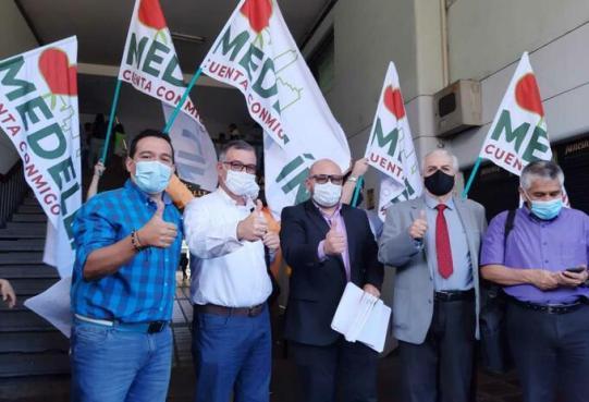 Negada tutela al comité que promueve la Revocatoria en Medellín