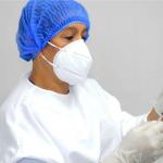 Ya arribaron las vacunas contra COVID en San Pedro de los Milagros