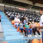 El INDER Medellín reactivó visitas guiadas al estadio