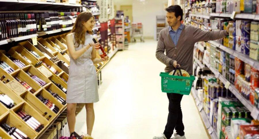 Supermercado crea franja exclusiva para que solteros encuentren el amor… además de comida
