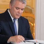Presidente Duque firma este lunes Decreto que crea el Estatuto de Protección Temporal para Migrantes Venezolanos