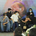 Valledupar despidió a Jorge Oñate, un grande del vallenato