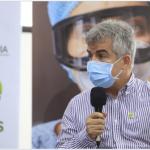 Gerente del Covid en Antioquia alerta sobre incremento de ocupación en UCI en el resto del país que dificultaría traslado de pacientes a otros departamentos