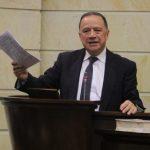 Falleció el senador Eduardo Enríquez Maya, quien permanecía en UCI por COVID-19