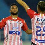 Con Viera salvando, Junior sufrió ante Bolívar pero avanzó en Libertadores