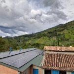 Páneles solares surtirán de energía sede de Secretaría de Inclusión de Medellín
