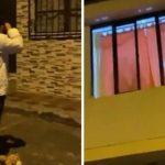 La abuela 'influencer' detrás del video viral de la serenata, que sí fue actuado